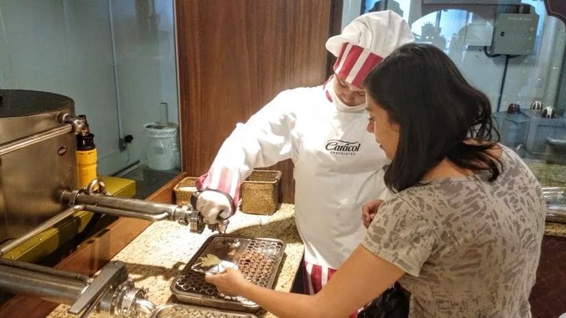 O Reino do Chocolate - Caracol  - Rio Grande do Sul - Diário de Bordo de Gramado