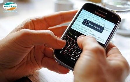 Đăng ký gói nhắn tin nội mạng Viettel
