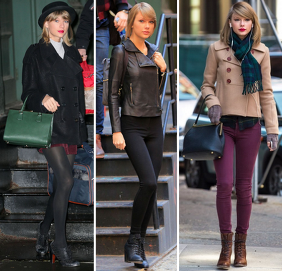 cc25f6fed7c7 Last month I wrote a fashion post featuring outfits inspired by Taylor Swift  (here) and after seeing a few more of her recent outfits