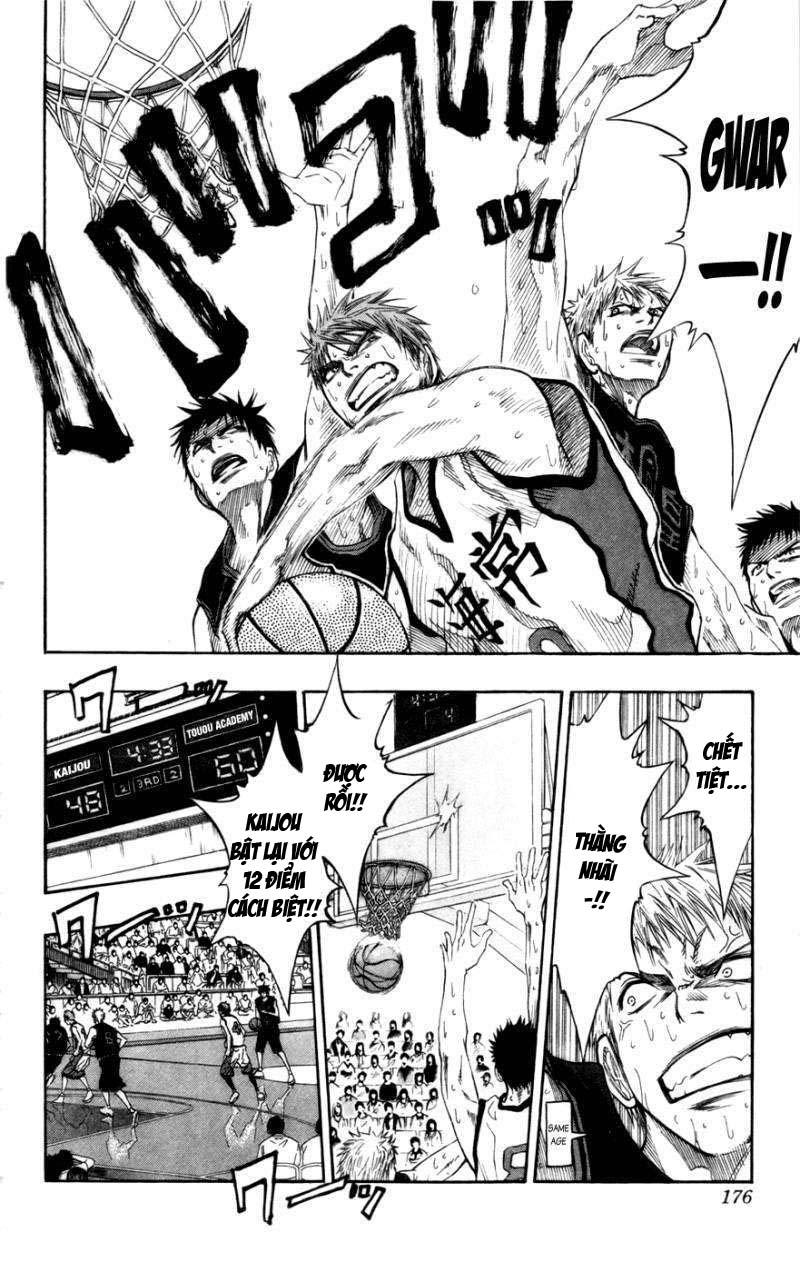 Kuroko No Basket chap 069 trang 10