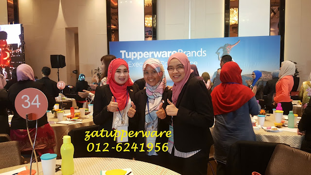 Tupperware Executive Conference