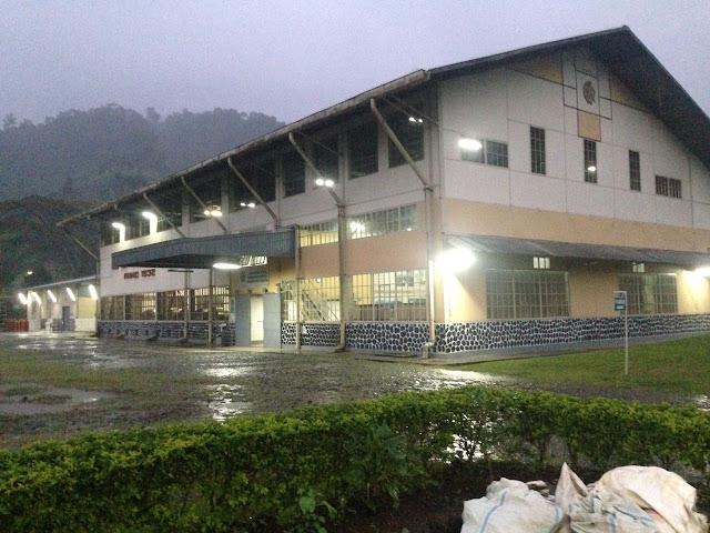Pabrik teh Dewata Ciwidey