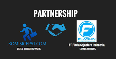 Partnership KOMISICEPAT.COM dengan PT. Flavia Sejahtera Indonesia