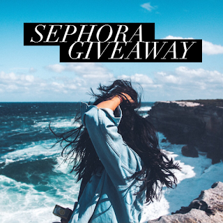 Enter the $200 Sephora Gift Card Giveaway, open WW, ends 2/14