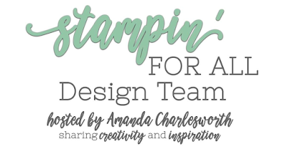 Nigezza Creates #stampinforall Design team Masking