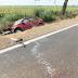 Teherautó és személygépkocsi ütközött a 47-esen