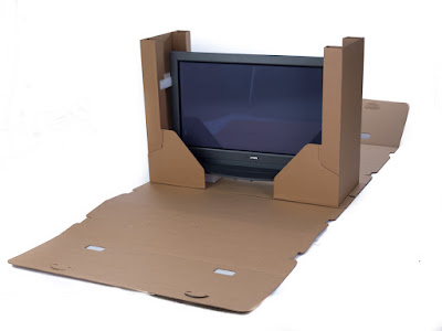 Packing TV