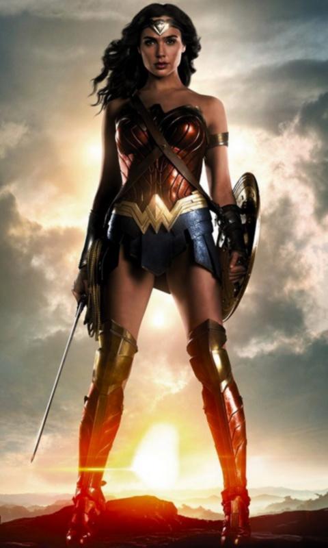 480 800 Hd Wallpapers Wonder Woman Wvga Hd Wallpapers