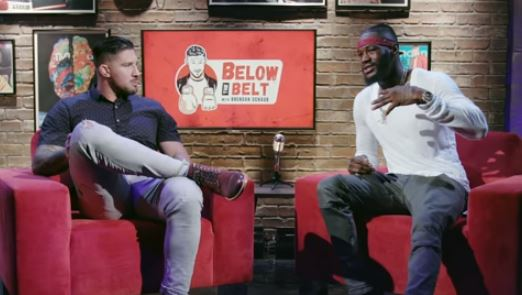 Deontay Wilder Talks Anthony Joshua Negotiations | BELOW THE BELT with Brendan Schaub