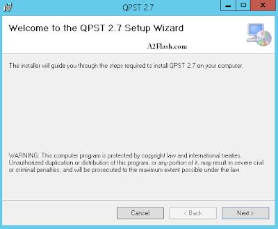 Downlaod QFIL / QPST Tool Versi Terbaru