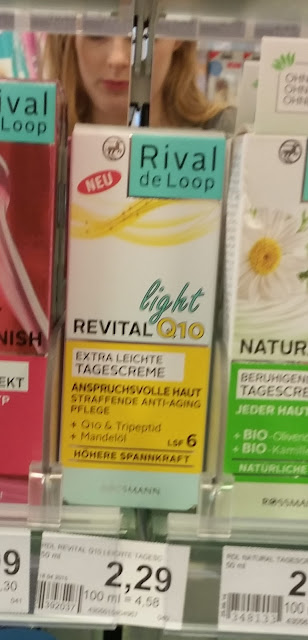 Rival de Loop - Revital light Q10 extraleichte Tagescreme