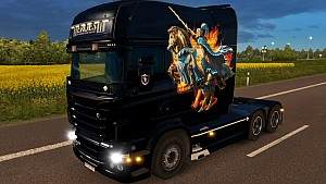 Heroes of Might and Magic III Scania RJL