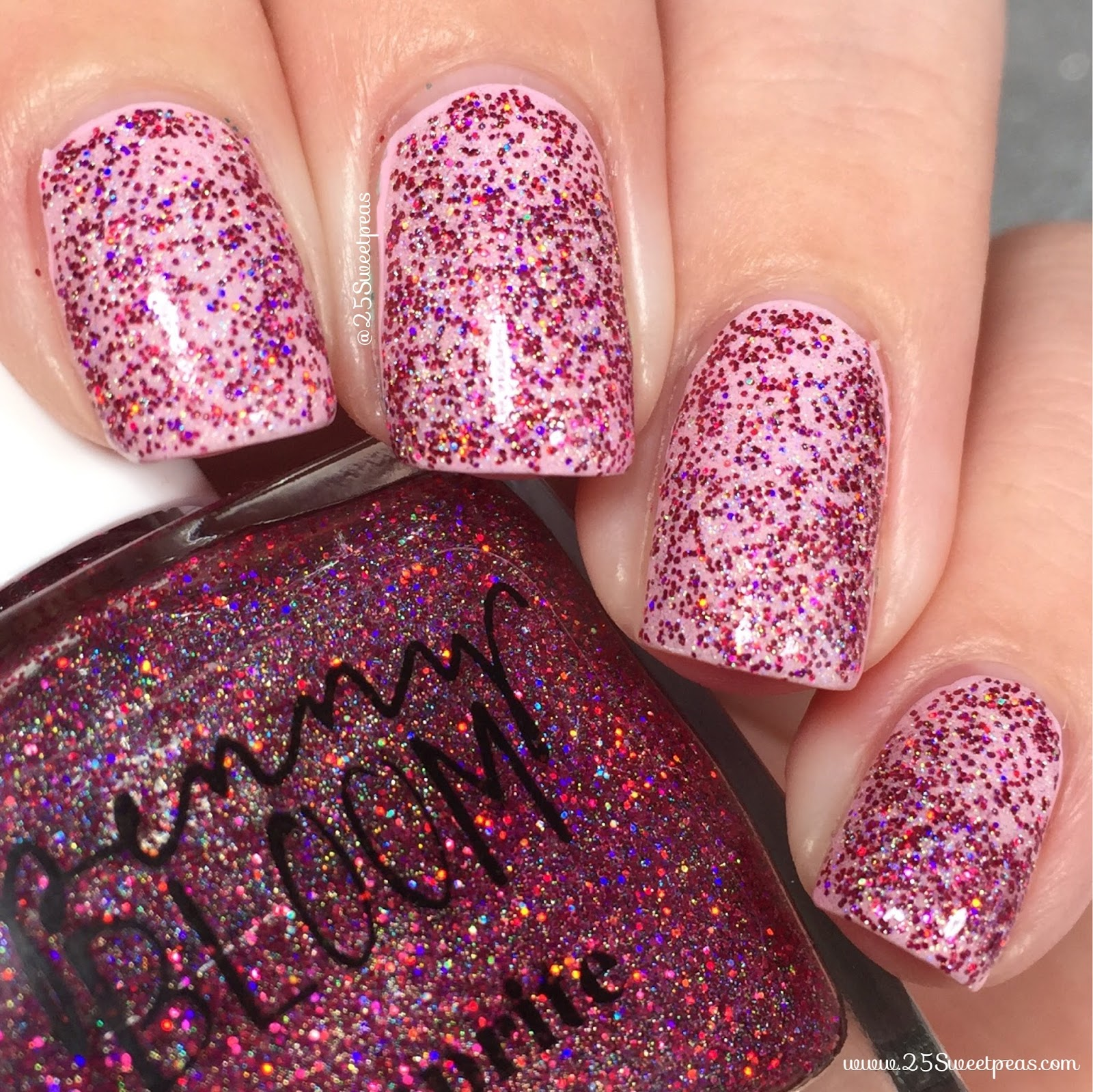 Penny Bloom Nail Polish Cuprite