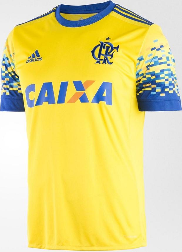 Adidas divulga a nova terceira camisa do Flamengo - Show de Camisas 07b322f326b23