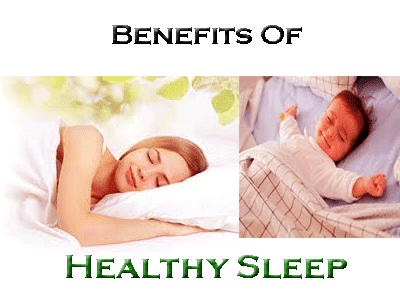 know about healthy sleep necessity