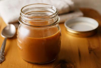 Resepi Biskut Butterscotch Sauce