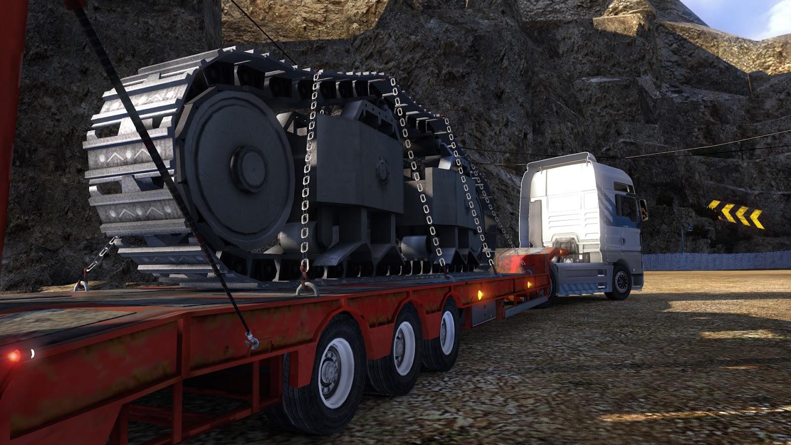Euro Truck Simulator 2 Free Multiplayer Mode! +mods