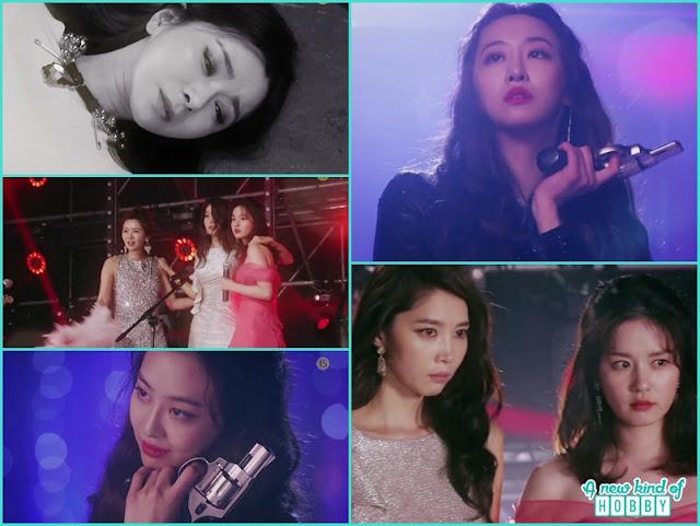 Oh Yoon Ah, Kim Joo Hyun & Jang Seo Hee New Drama Unni Is Alive