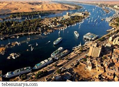 Sungai Nil - Sungai Terpanjang di Dunia