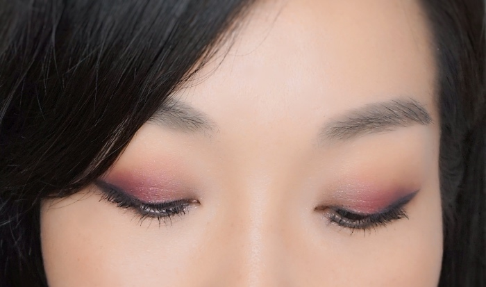 Huda Beauty Mauve Obsessions look