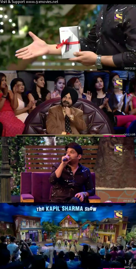 The Kapil Sharma Show 04 Dec 2016 HDTV 480p
