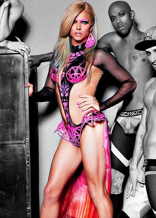 Courtney Act drag artist