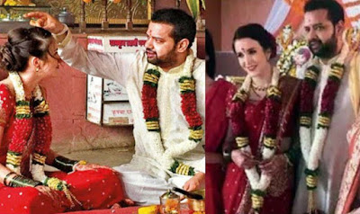rahul mahajan third marrieage