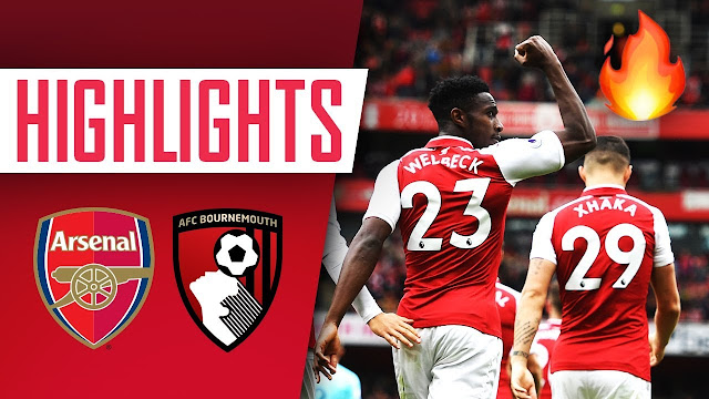 Bournemouth vs Arsenal: Premier League TV, live streaming