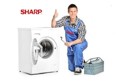 Trung tâm bảo hành máy giặt Sharp tại Hà Nội chuyên nghiệp