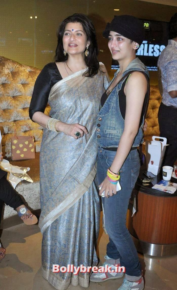 Sarika, Akshara Haasan, Club 60 Special Screening Photo Gallery