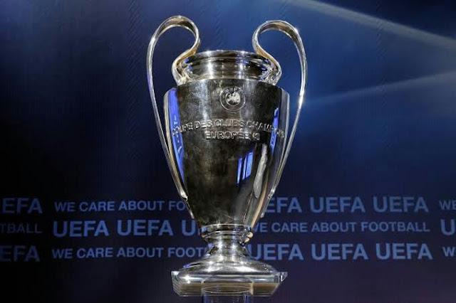 Os potes da Champions League 2016/17