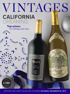 LCBO Wine Picks from November 25, 2017 VINTAGES Release