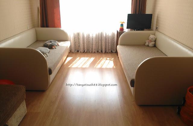 прикосновение мебель своими руками диваны