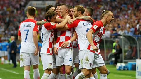 Đổi mới hoàn toàn của đội bóng Croatia.