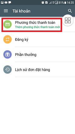 Cách mua ứng dụng google play Mobifone