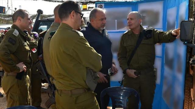 """Israel considerará """"irrelevante"""" cualquier acuerdo sobre Siria"""