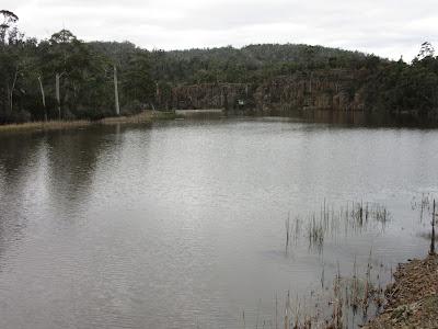 Alrededores de Orford, en Tasmania