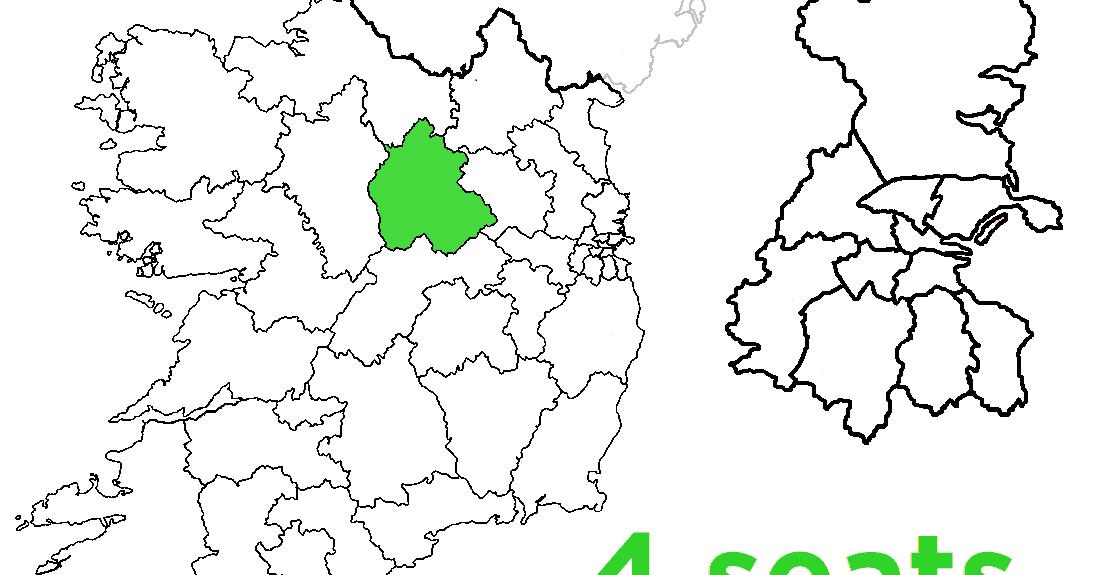 Irish Political Maps: 2016 General Election Candidates