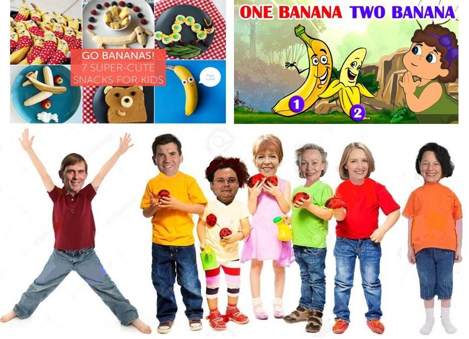 45fe9aa7d02 Wellington Mayoral Race  the Kids Go Bananas