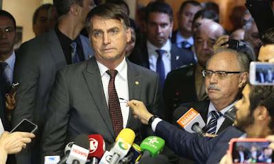 Antes de assumir desafios a Bolsonaro