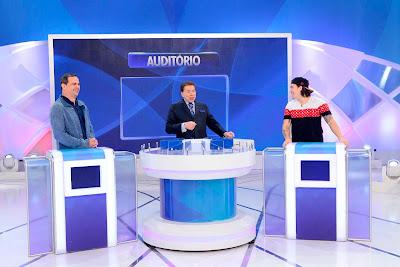 Carioca, Silvio e Whindersson (Crédito: Lourival Ribeiro/SBT)