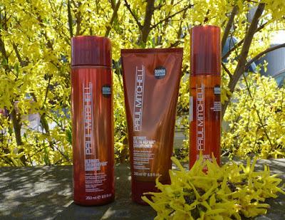 Paul Mitchell Ultimate Color Repair™ - odżywcza seria pielęgnująca włosy i zapobiegająca blaknięciu koloru