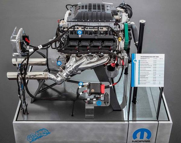 Motor Hellephant Mopar