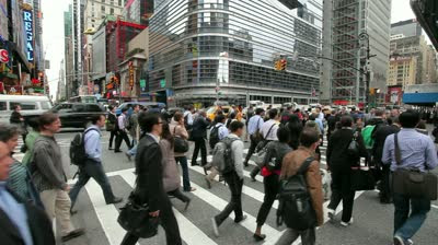 Busiest City New York