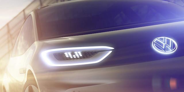 Volkswagen Elétrico MEB