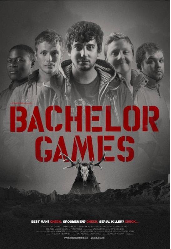 Bachelor Games [2016] [DVDR] [NTSC] [Subtitulado]