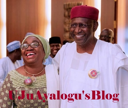 MainaGate: Kyari, Oyo-Ita reconcile, Embraced Publicly ...See Photos