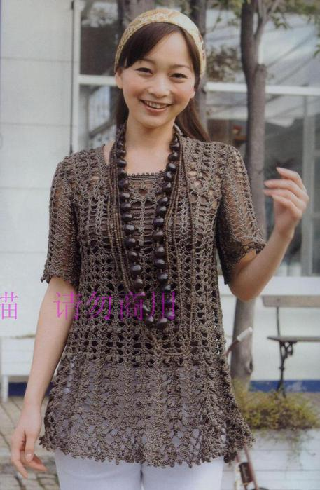 Free crochet patterns to download crochet patterns for free crochet blouse 1844 dt1010fo