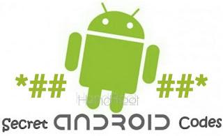 Kode Rahasia yang tersembunyi di Android