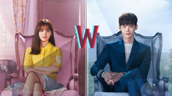 W – Two Worlds Sub Indo